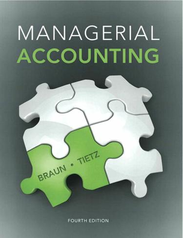 Managerial Accounting (Subscription)
