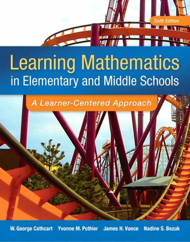 Learning Mathematics in Elementary and Middle School