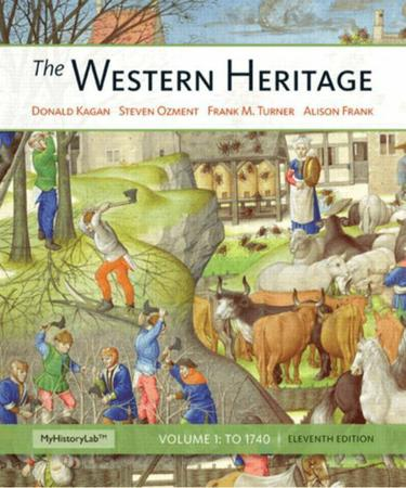 Western Heritage, The, Volume 1