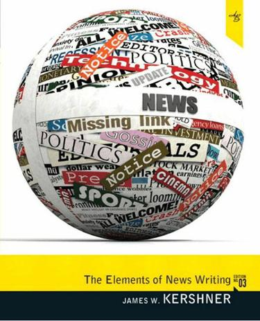 Elements of News Writing