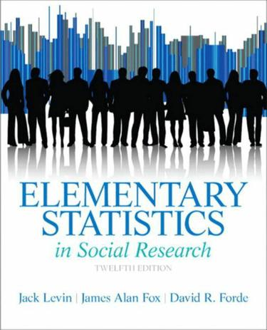 Elementary Statistics in Social Research (Subscription)