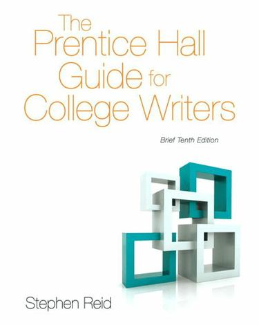 Prentice Hall Guide for College Writers, The, Brief Edition