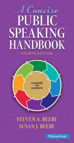 A Concise Public Speaking Handbook,