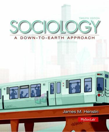 Sociology Down-to-Earth