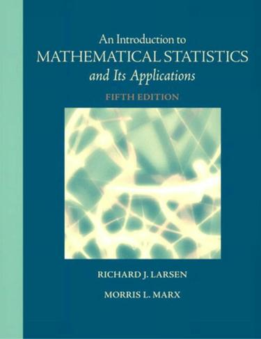 Introduction to Mathematical Statistics and Its Applications, An