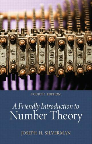 Friendly Introduction to Number Theory, A,
