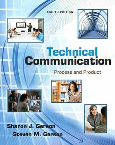 Technical Communication Process and Product (Subscription)