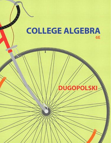 College Algebra (2- Downloads)