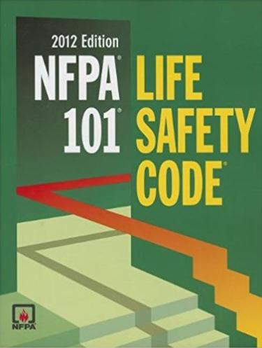 2012 NFPA 101 Life Safety Code