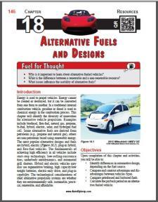 Auto Upkeep - (Chapter 18 - Alternative Fuels and Designs - Textbook and Workbook) 3rd Edition