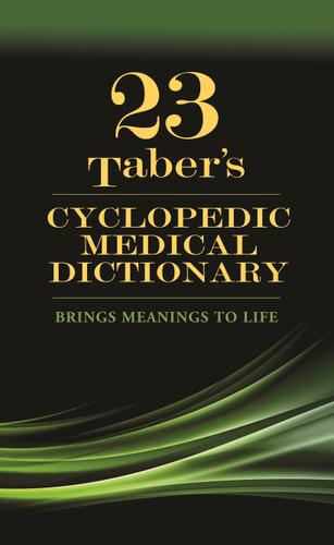 Northeast texas community college bookstore tabers cyclopedic medical dictionary fandeluxe Gallery
