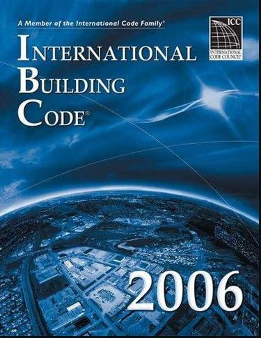 2006 International Building Code (With Georgia Amendments) (USED Copies Only)