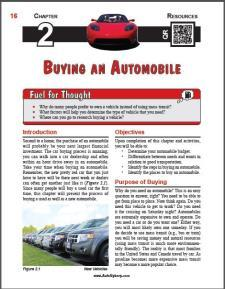 Auto Upkeep - (Chapter 2 - Buying an Automobile - Textbook and Workbook) 3rd Edition