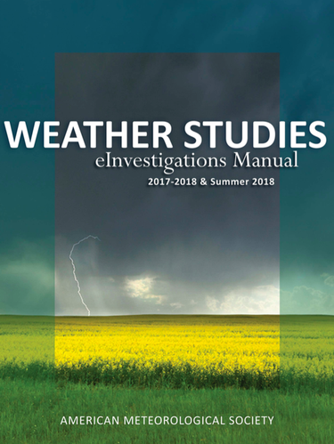 Weather studies einvestigations manual 2017 2018 and summer 2018 ebook features fandeluxe Image collections