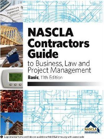 NASCLA Contractors Guide to Business, Law  and  Project Management Basic