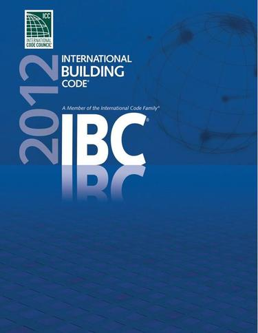 2012 International Building Code (With Georgia amendments)