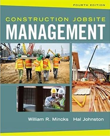 Construction Jobsite Management 4th Edition (USED)