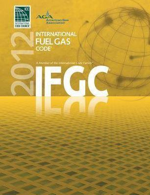 2012 International Fuel Gas Code (With Georgia Amendments) (IFGC)