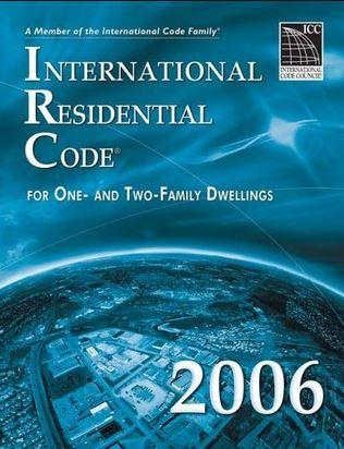 2006 International Residential Code (With Georgia Amendments) (USED Copies Only)