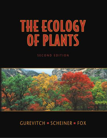 The Ecology of Plants 2e
