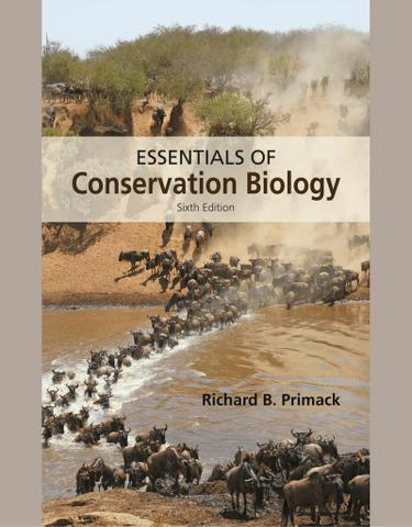 Essentials of Conservation Biology 6e