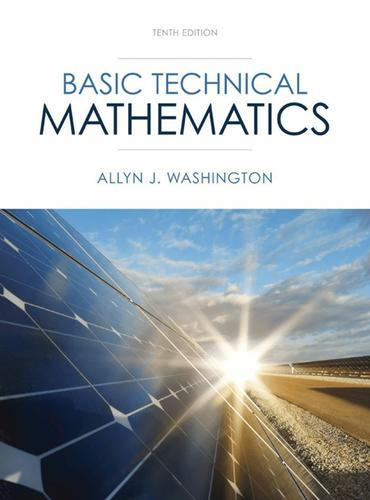 Basic Technical Mathematics (Subscription)