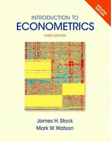 Introduction to Econometrics, Update