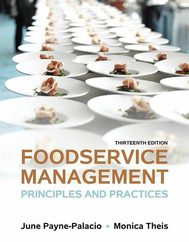 Foodservice Management