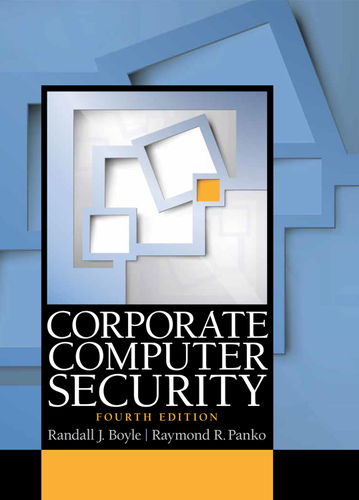 Corporate Computer Security