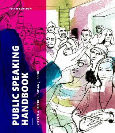 public speaking handbook by beebe