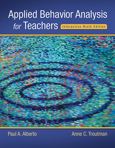 Applied Behavior Analysis for Teachers Interactive Ninth Edition