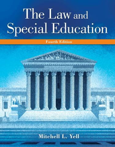 Law and Special Education, The,