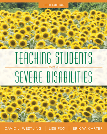 Teaching Students with Severe Disabilities