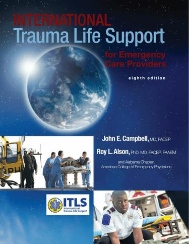 International Trauma Life Support for Emergency Care Providers