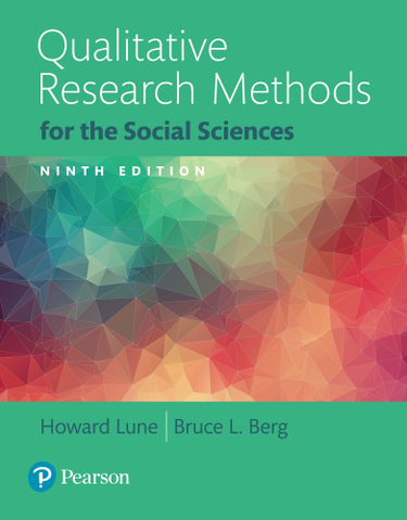 Qualitative Research Methods for the Social Sciences (Subscription)