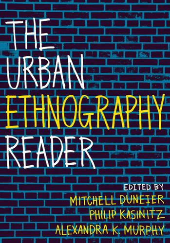 book cover of the urban ethnography reader