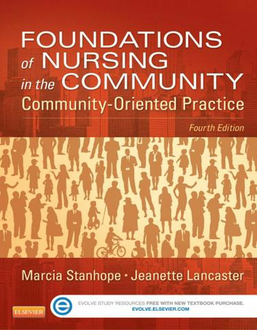 Foundations of Nursing in the Community - E-Book