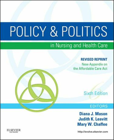 PSES - Policy and Politics in Nursing and Healthcare - Revised Reprint