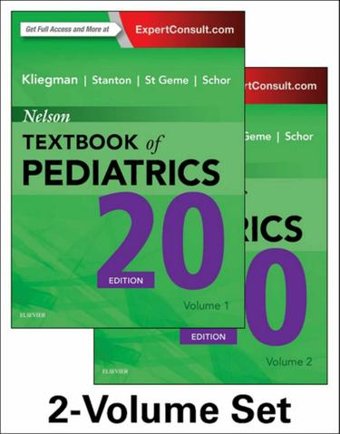 Nelson Textbook of Pediatrics E-Book
