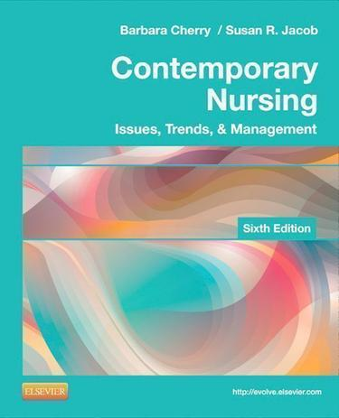 Contemporary Nursing - E-Book