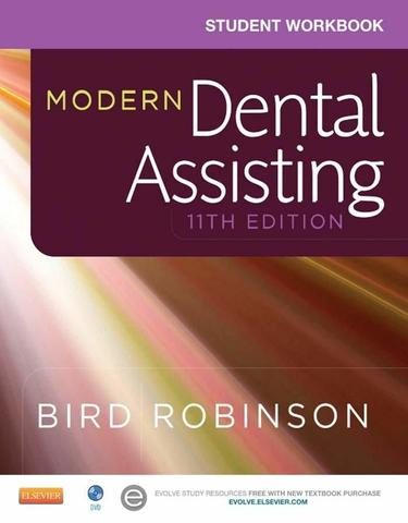 Student Workbook for Modern Dental Assisting - E-Book