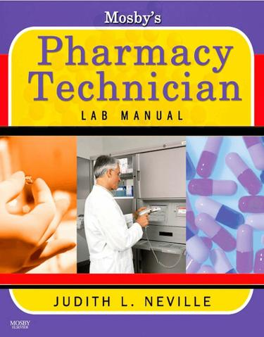 Mosby's Pharmacy Technician Lab Manual Revised Reprint - E-Book