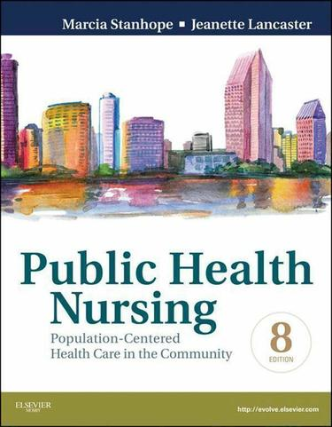 Public Health Nursing - Revised Reprint