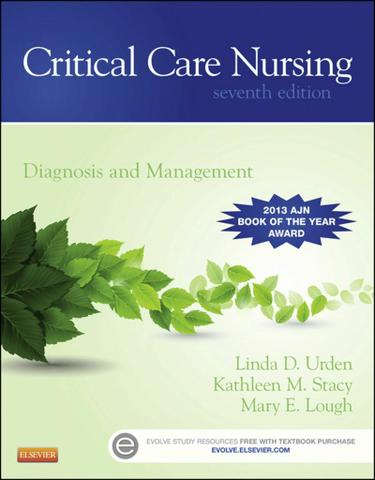 Critical Care Nursing - E-Book