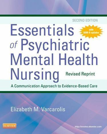 Essentials of Psychiatric Mental Health Nursing - Revised Reprint - E-Book
