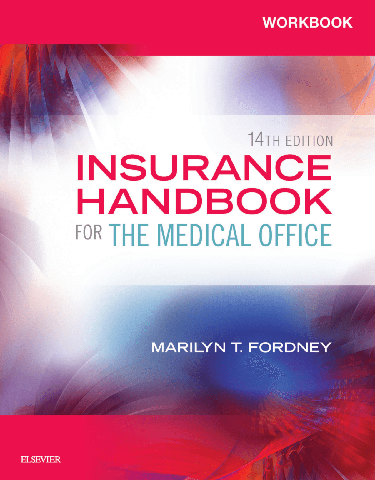 Workbook for Insurance Handbook for the Medical Office - E-Book
