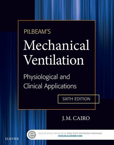 Pilbeam's Mechanical Ventilation - E-Book