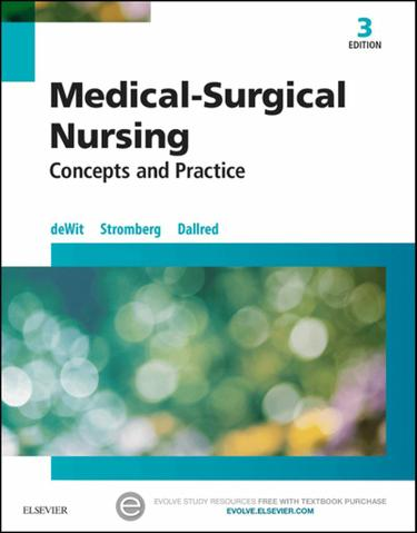 Medical-Surgical Nursing - E-Book