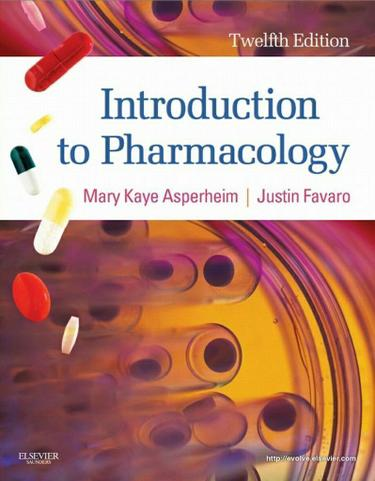 Introduction to Pharmacology - E-Book