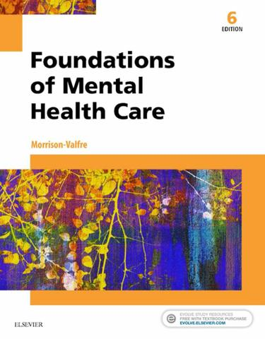 Foundations of Mental Health Care - E-Book